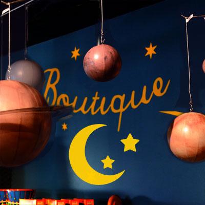 boutique planétarium Ludiver