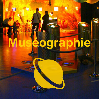 muséographie planétarium Ludiver